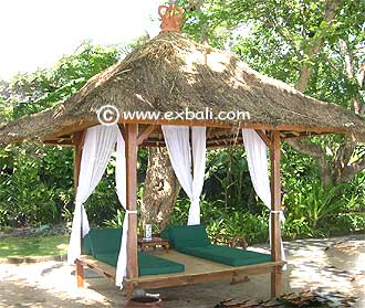beach side gazebo