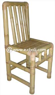 Bamboodining chair