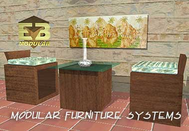 Modular Furniture Systems
