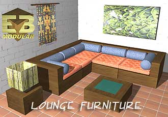 Modular Lounge Furniture