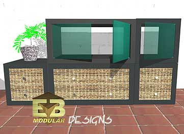 Modular Furniture designs