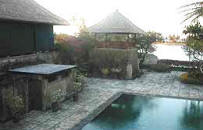Bali Gazebo , Pavillions and Beach structures