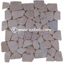Interlocking stone flooring designs