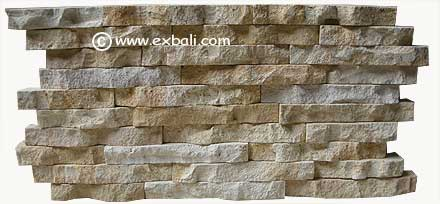 Textured wall cladding